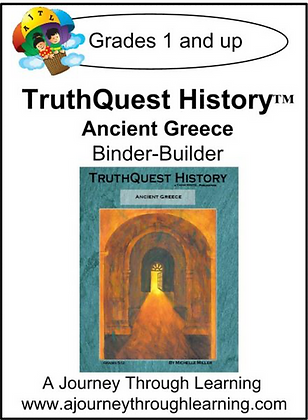 AJTL Binder-Builder for TQH: Ancient Greece (PDF)