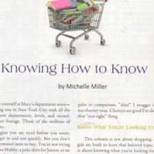 Knowing How to Know