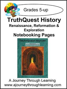 AJTL Notebook for TQH: Renaissance/Reformation (PDF)