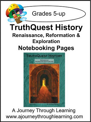 AJTL Notebook for TQH: Renaissance/Reformation (PDF)
