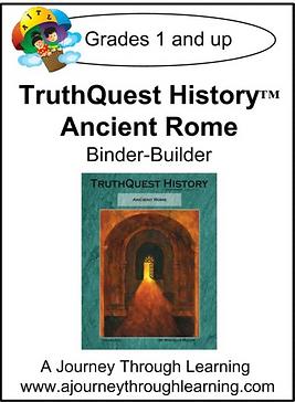 AJTL Binder-Builder for TQH: Ancient Rome (PDF)
