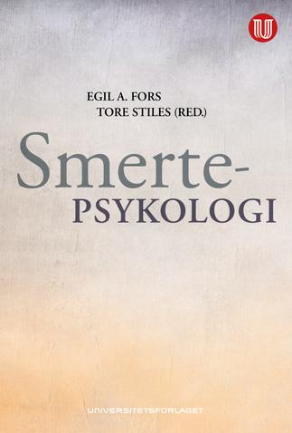Smertepsykologi - ny bok ute nå