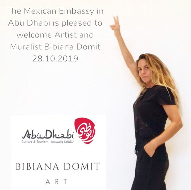 MEXICAN EMBASSY in UNITED ARAB EMIRATES