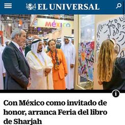 PERIODICO EL UNIVERSAL,MEXICO