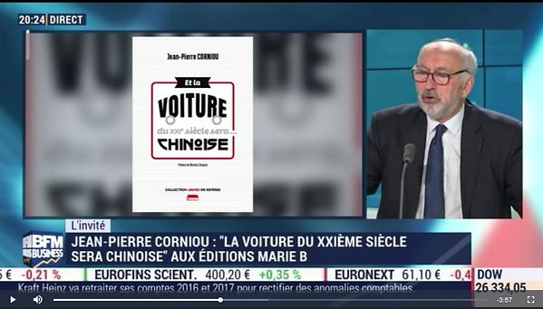 JP Corniou sur BFM