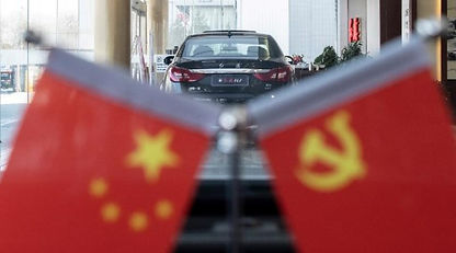 Atlantico voiture chinoise