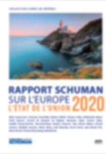 Rapport Schuman 2020, l'état de l'Union