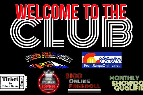 Club Membership to FRO