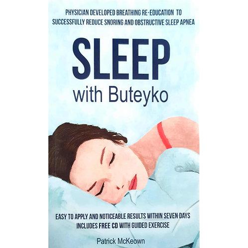 BOOK: SLEEP with Buteyko