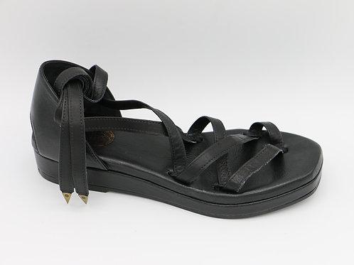barcelona negro sandals