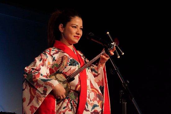 Sanshin Okinawa Music