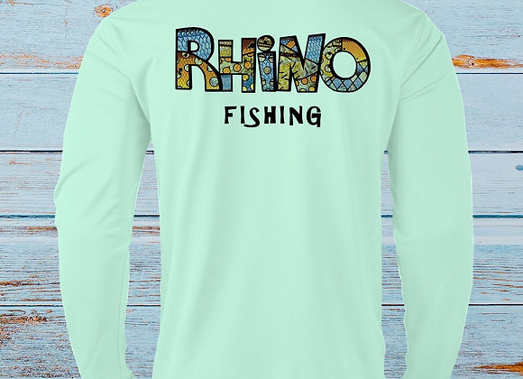 Rhino Slam Long Sleeve P.A. (Performance Angler)