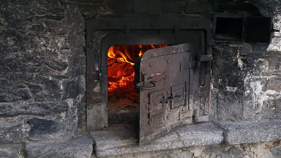 Sauna Holzofen / Wärmequelle aus Deutschland mit BlmSchV