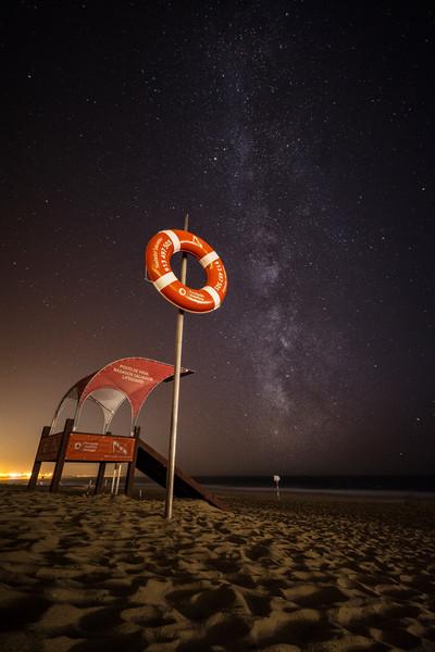 Lifeguard off duty