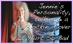 Jennie DeVoe covers Susan Tedeschi Hurt So Bad