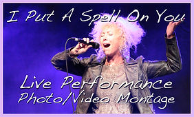 Jennie DeVoe covers I Put A Spell On You