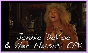 Video Meet Jennie DeVoe