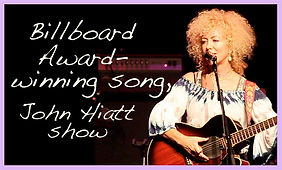 Jennie DeVoe performs her Billboard Award Winning song How I Feel opening for John Hiatt