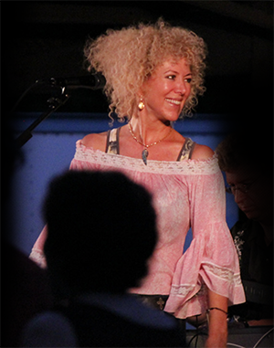 Jennie DeVoe performs