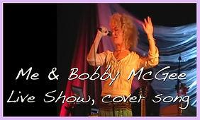 Jennie DeVoe sings Me & Bobby McGee