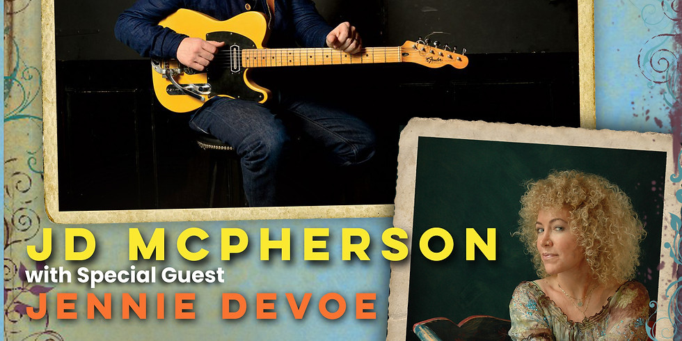 Opening for JD McPherson at Muncie Three Trails