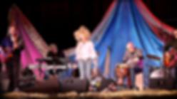 JennieDeVoe and he band: Brett Lodde, Greg McGuirk, John Wittman, Bill Ritter