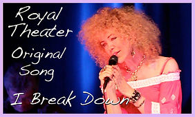 Jennie DeVoe performs her song I Break Down