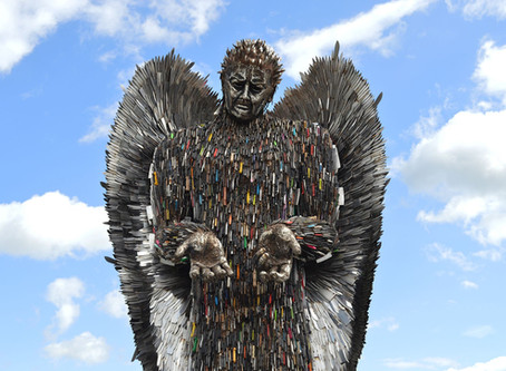 Team C2C Knife Angel Northamptonshire is fundraising