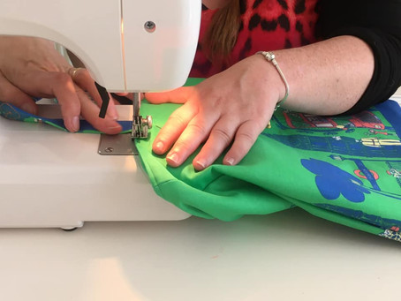 We were delighted to launch C2C Sews in Kettering today!