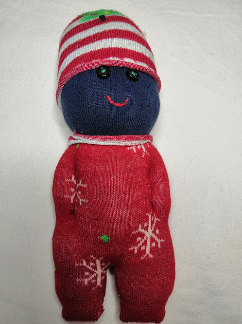 Sock dolly
