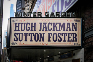 Broadway Front of House Marquee