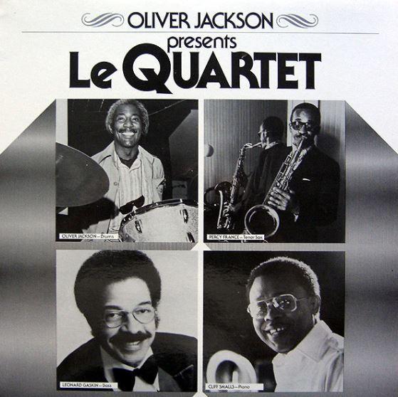 Percy Jackson Le Quartet Oliver Jackson Cliff Smalls Leonard Gaskin