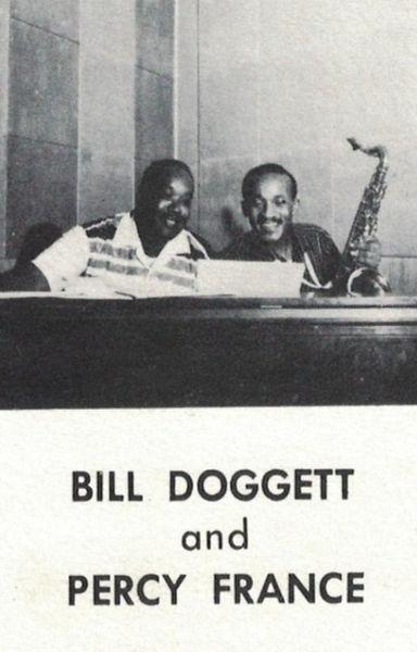 Bill Doggett Percy France - Hot Doggett