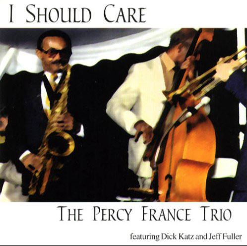 Percy France I Should Care Cover