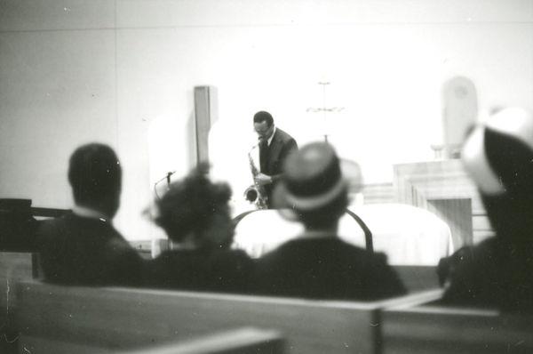 Percy France - Paul Quinichette Memorial Service