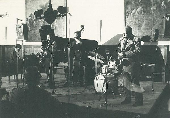 Percy france tenor saxophone Budd Johnson