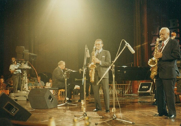 Sammy Price Two Tenor Boogie Percy France saxophone George kelly