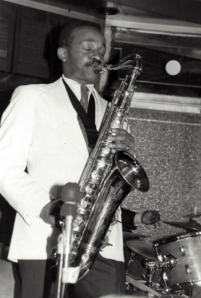 Percy France Tenor Saxophone