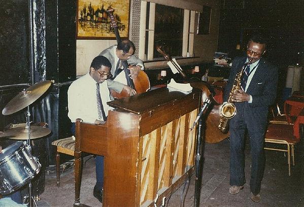 Bob Neloms Percy France tenor saxophone