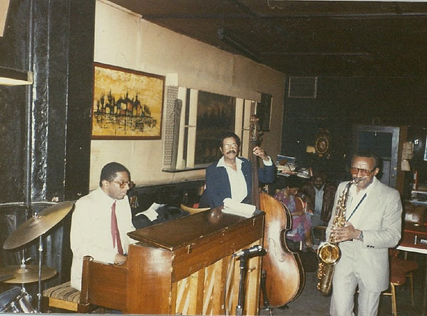 Bob Neloms Leonard Gaskin Percy France tenor saxophone