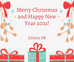 All the best in 2021 from Littera SR