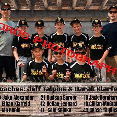 Westchester Warriors Baseball