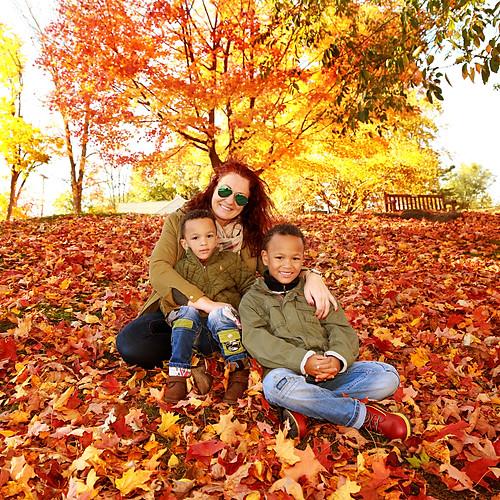 Chlistowska Fall Family Photos