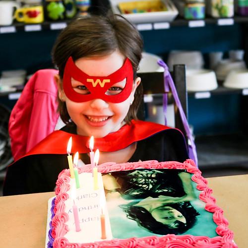 Clark's Birthday Party
