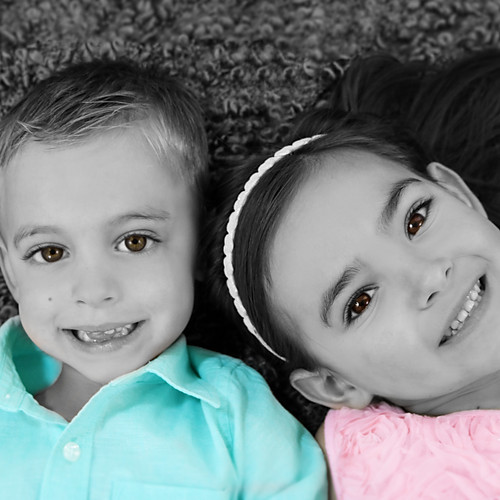 Cyr Sibling Photos
