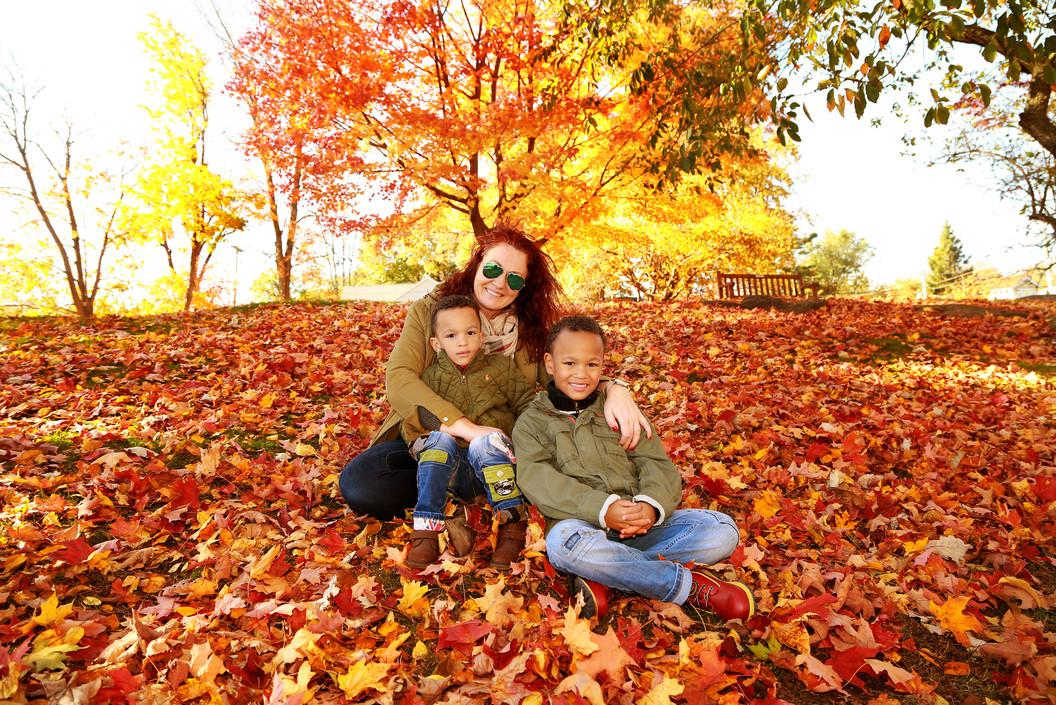 Soros Photography, @SorosPhotography, #Sorosphotography, Fall Leaves Photography, Holiday Card Photography, Sibling Photography, Sisters Photography, Westchester Family Photography, Family Photography, Family Fall Photos