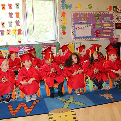 Bedrock Graduation