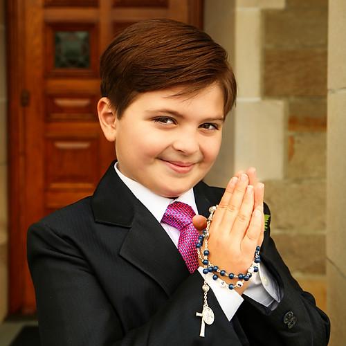 Jake Marciano Communion