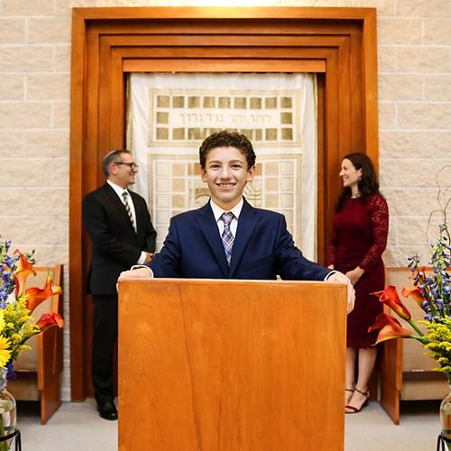 Noah Bessler Bar Mitzvah