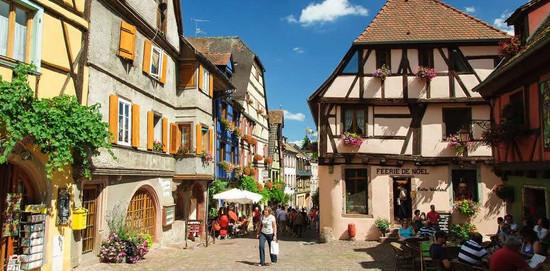 Village de Ribeauvillé